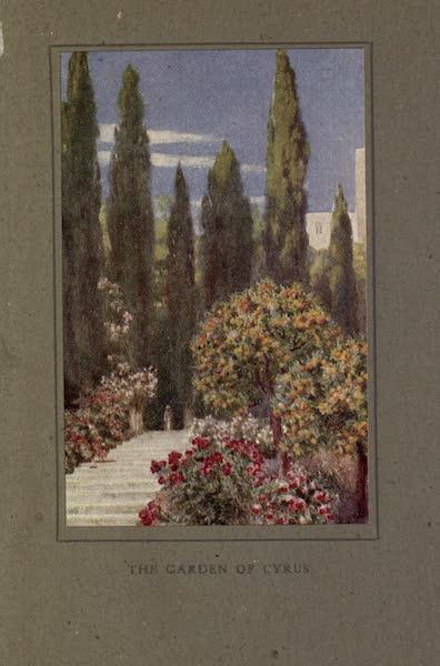 A Book of Old-World Gardens - The Garden of Cyrus (1918)