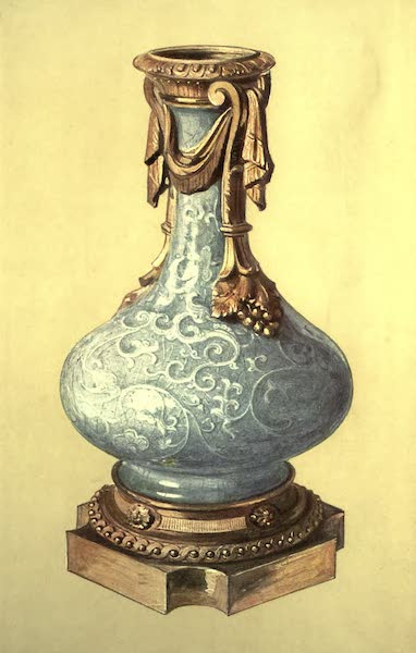 A Book of Porcelain - Bowl, Period of Chia Ching, and Plate, Period of Yung Chêng. Chinese. (1910)
