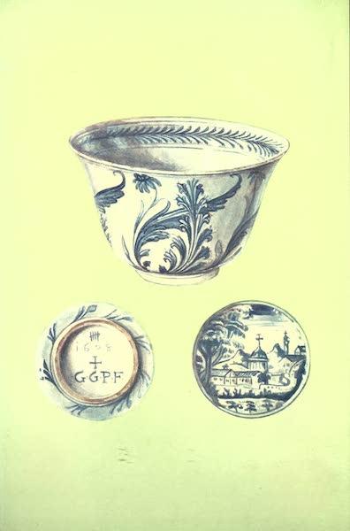 A Book of Porcelain - Vase, Fuchien Porcelain, with Louis XIV. Silver-gilt Mount. (1910)