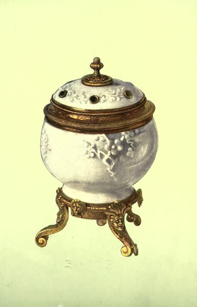 A Book of Porcelain - Jar,
