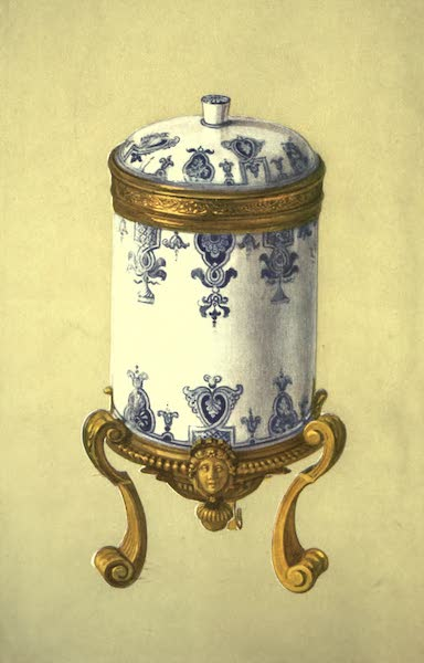 A Book of Porcelain - Vase in Archaic Style. Chinese, Period of Yung Chêng. (1910)