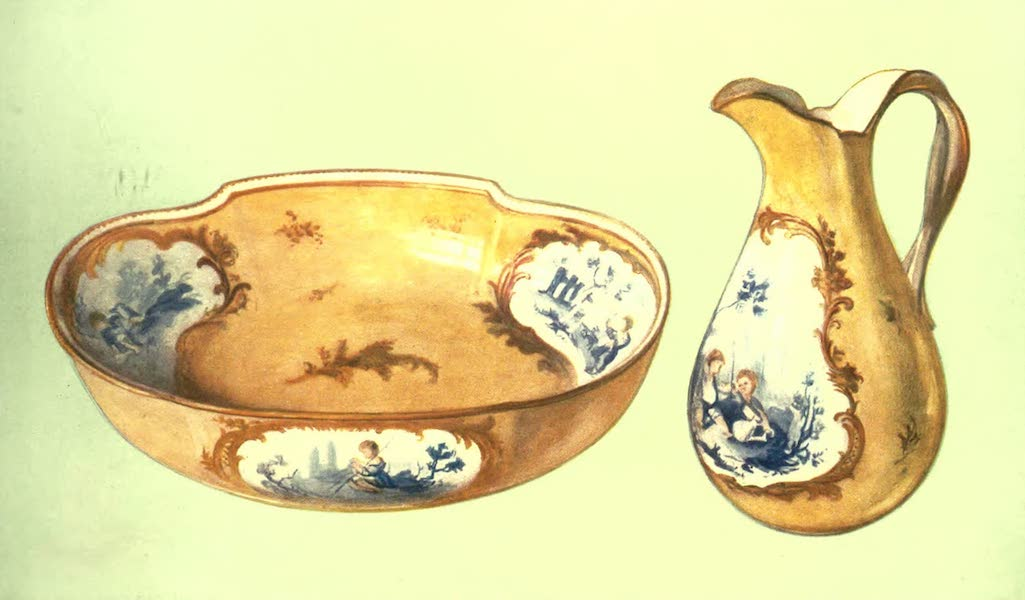 A Book of Porcelain - Bowl, probably made at Pisa, dated 1638. (1910)