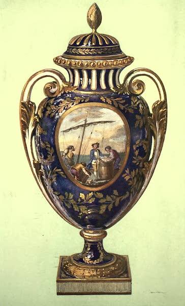 A Book of Porcelain - Vase, Sèvres, rose Pompadour. (1910)