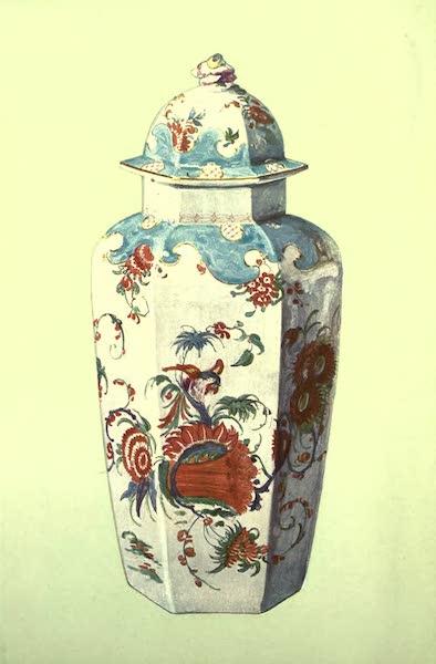 A Book of Porcelain - Jug, Sèvres, bleu de roi. (1910)