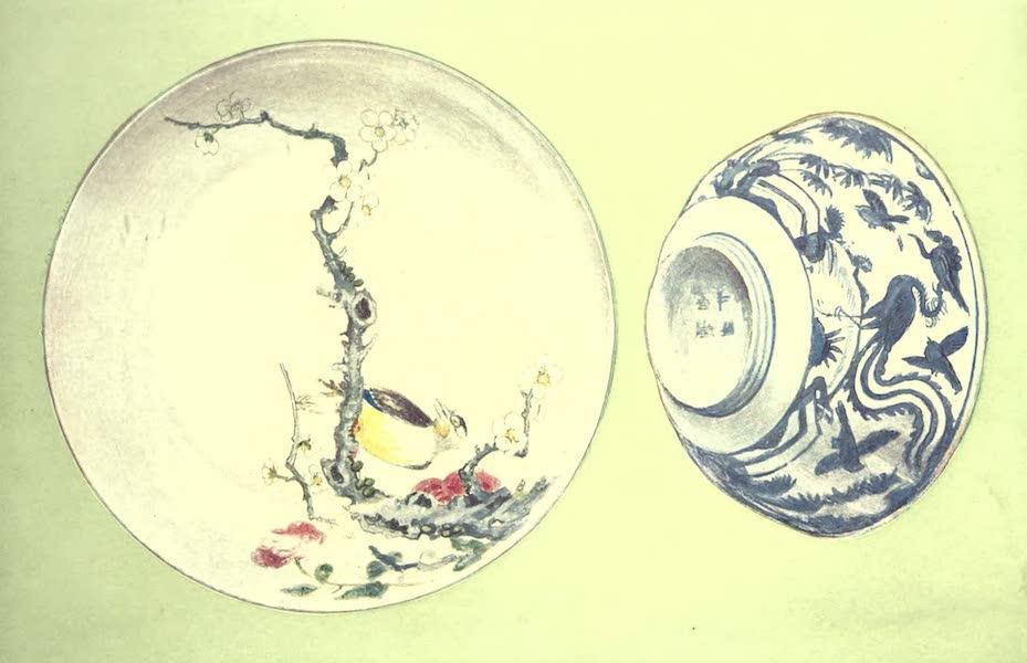 A Book of Porcelain - Vase, Meissen, Marcolini Period. (1910)
