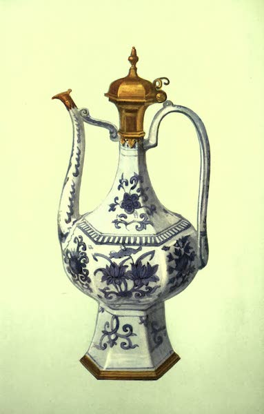 A Book of Porcelain - Coffee-pot, Ludwigsburg. (1910)