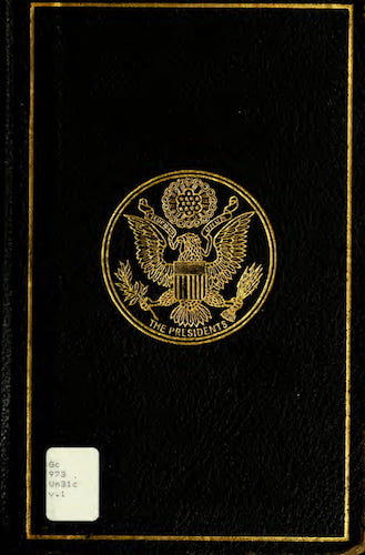 Allen County Public Library - A Compilation of the Messages and Papers of the Presidents Vol. 1