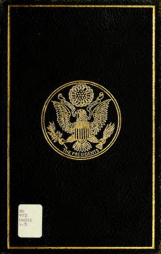Allen County Public Library - A Compilation of the Messages and Papers of the Presidents Vol. 5