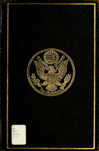 Aquatint & Lithography - A Compilation of the Messages and Papers of the Presidents Vol. 9