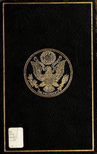Aquatint & Lithography - A Compilation of the Messages and Papers of the Presidents Vol. 10