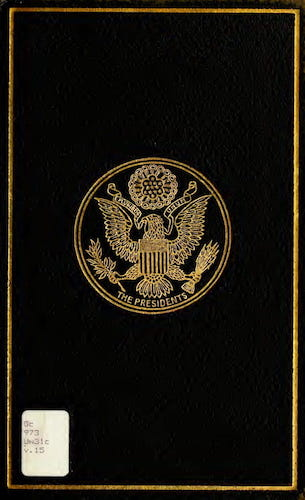 Aquatint & Lithography - A Compilation of the Messages and Papers of the Presidents Vol. 15
