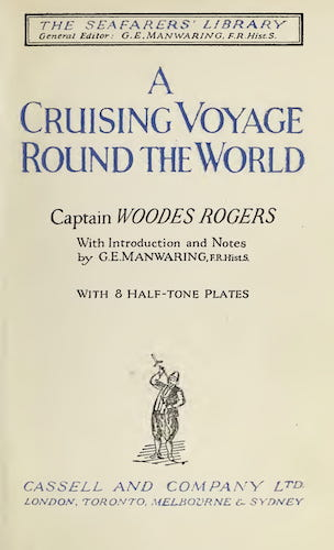 English - A Cruising Voyage Round the World