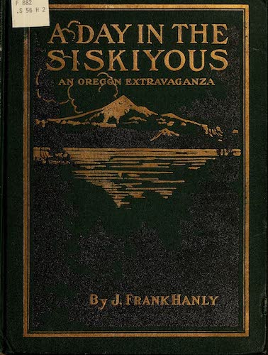 Chromolithography - A Day in the Siskiyous