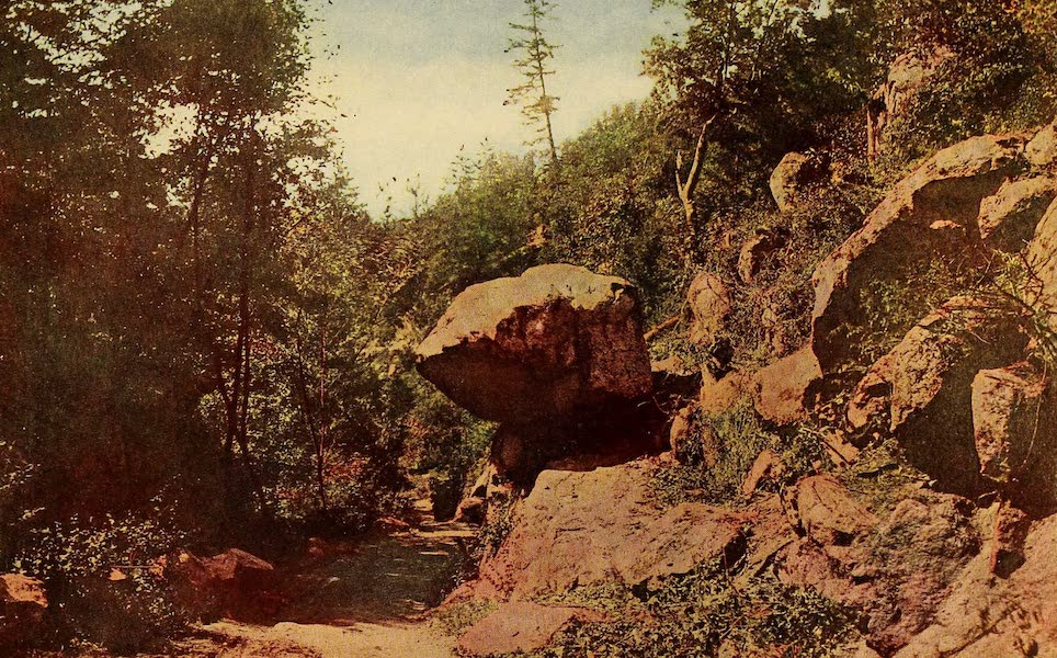 A Day in the Siskiyous - Beyond the Over-Hanging Rock (1916)