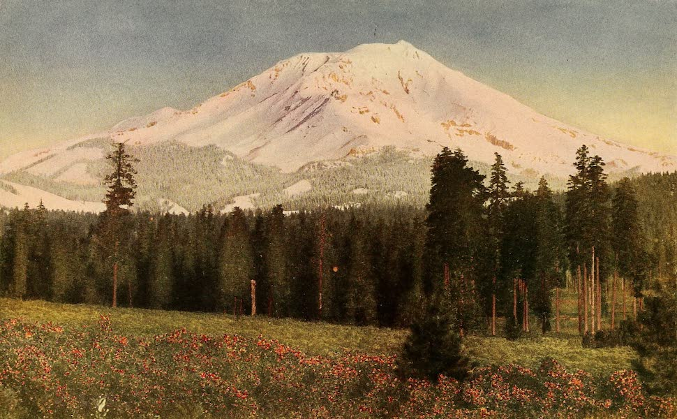 A Day in the Siskiyous - Mt. Shasta: Every Cliff and Crag (1916)