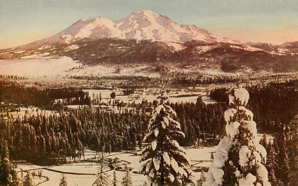 A Day in the Siskiyous - Mt. Shasta : Depth, Heighth, Space, Color, Mystery and Calm (1916)
