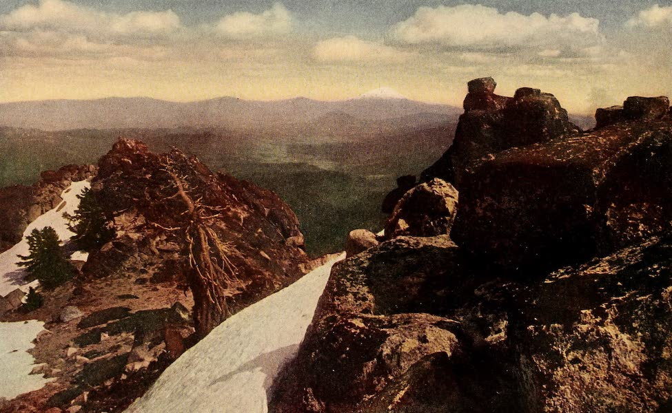 A Day in the Siskiyous - Mt. Ashland's Ethered Peaks (1916)