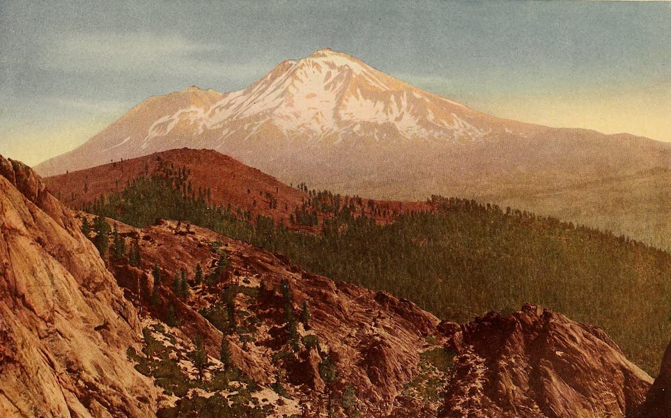 A Day in the Siskiyous - Granite-Founded, Cloud-Wrapped Shasta (1916)