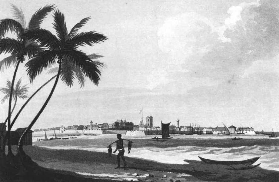 A Description of Ceylon Vol. 1 - Fort of Columbo (1807)