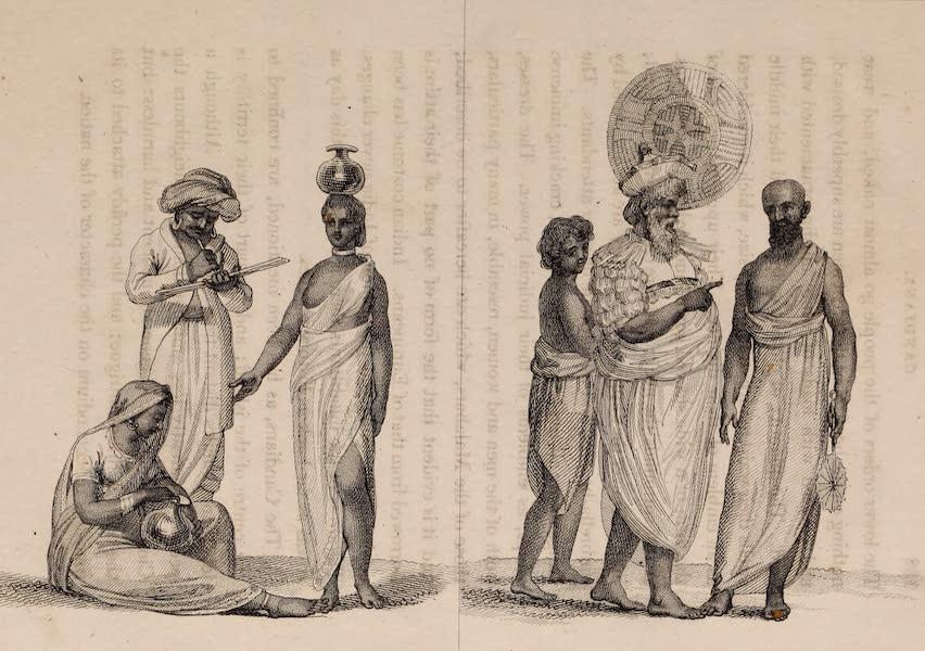 A Description of Ceylon Vol. 1 - Candian and Malabar Dresses (1807)