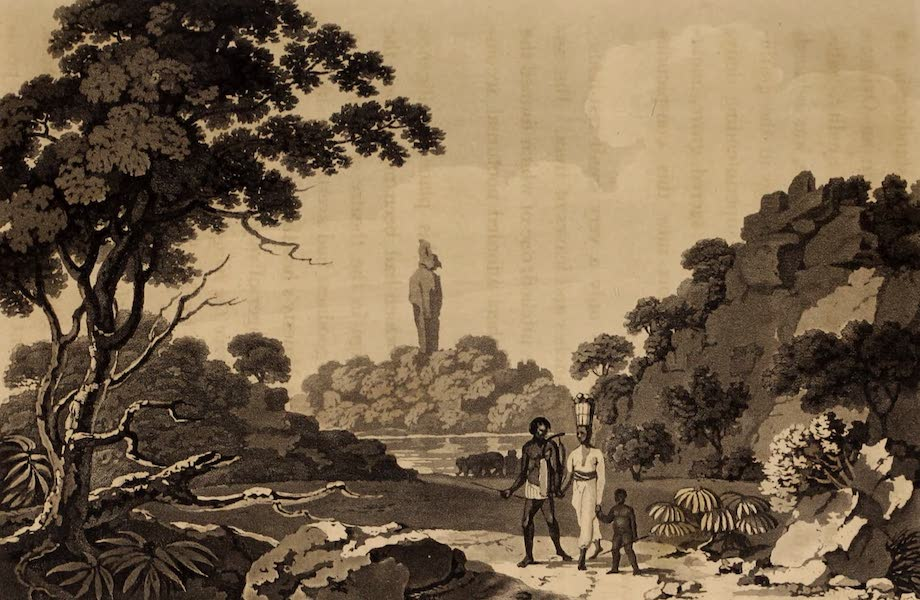 A Description of Ceylon Vol. 1 - Penacaratchy, between Coumpiorde and Coutchavelly (1807)