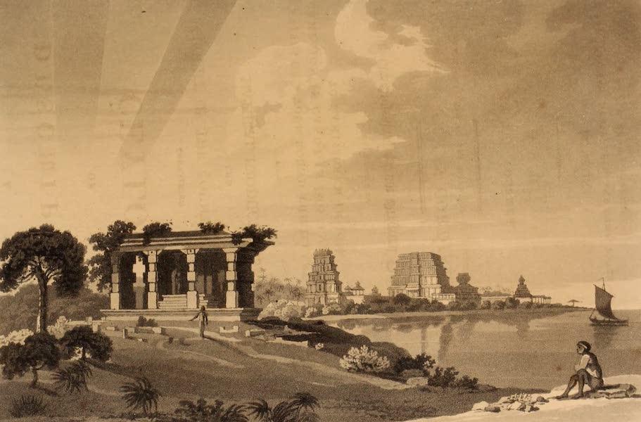 A Description of Ceylon Vol. 2 - Pagoda of Ramisseram (1807)