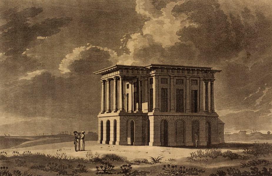 A Description of Ceylon Vol. 2 - Governor's House at Aripo (1807)