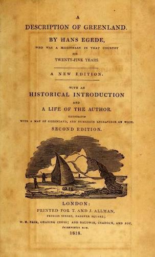 John Carter Brown Library - A Description of Greenland