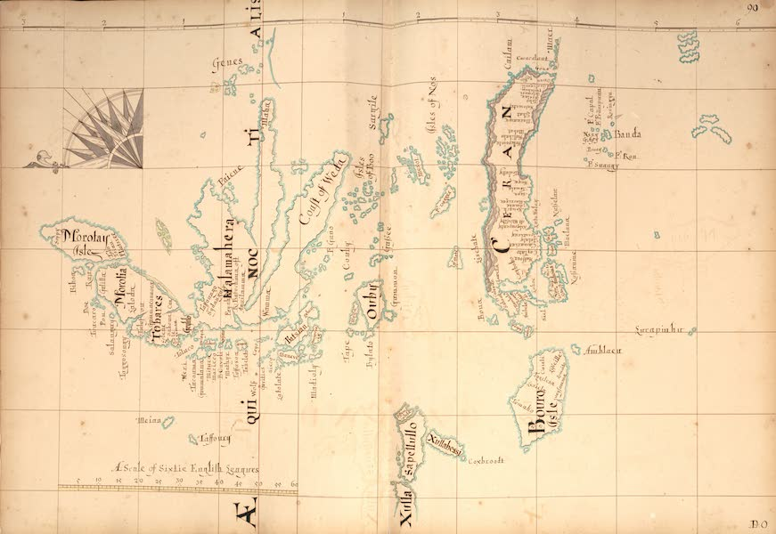 A Description of the Sea Coasts in the East Indies - 90) Islands [II] (1690)