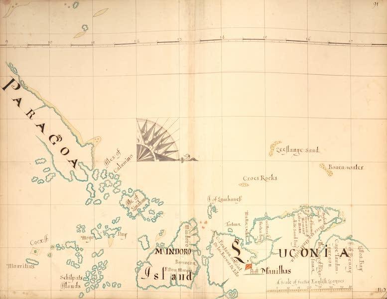 A Description of the Sea Coasts in the East Indies - 91) Paragoa, Mindoro Island, Luconia (1690)