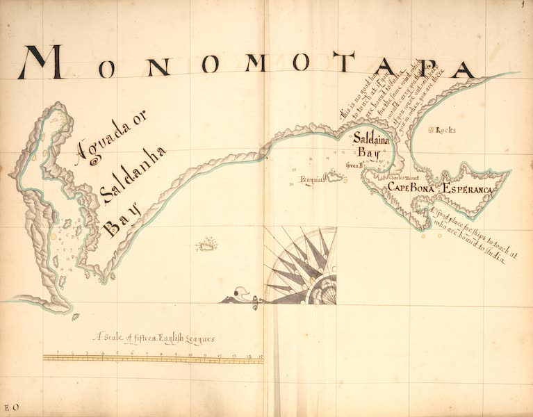 A Description of the Sea Coasts in the East Indies - 1) Monomotapa [I] (1690)