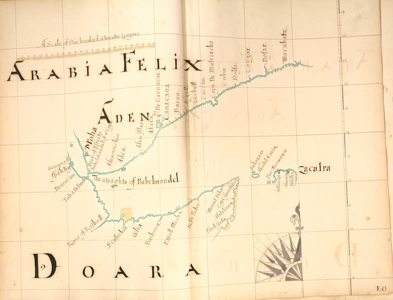 13) Arabia Felix, Aden, Doara