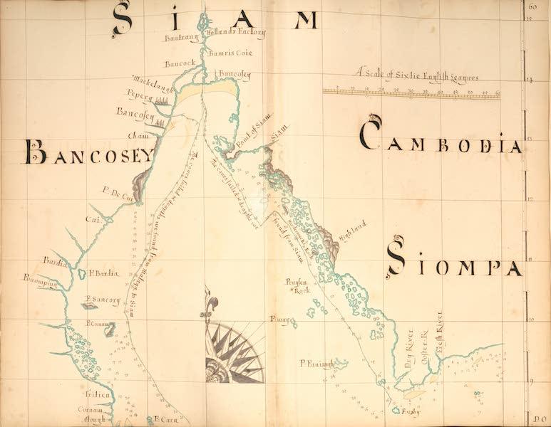 60) Bancosey, Siam, Cambodia, Siompa