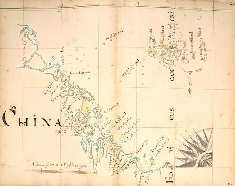 66) China