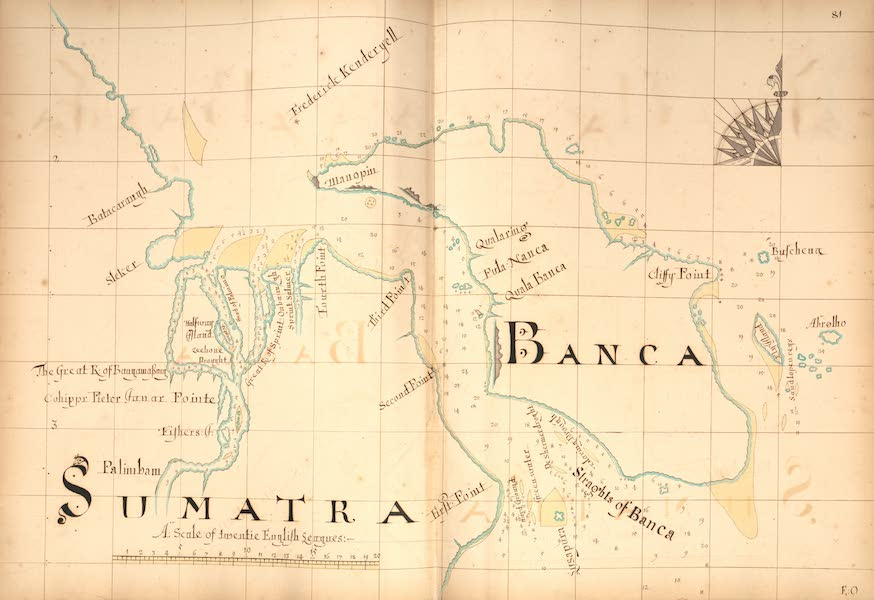 81) Sumatra, Banca [II]