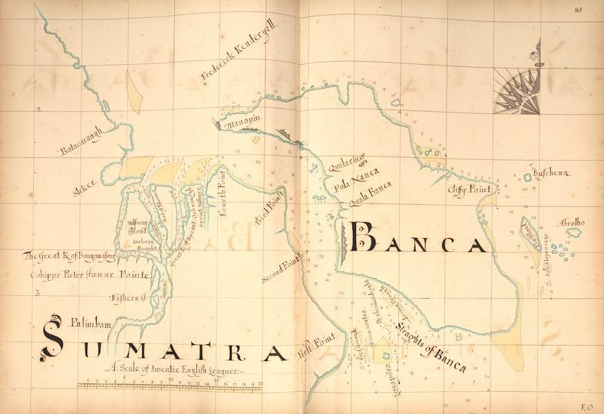 A Description of the Sea Coasts in the East Indies - 81) Sumatra, Banca [II] (1690)