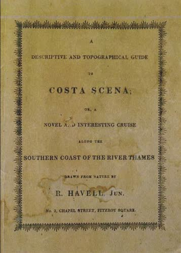 English - A Descriptive and Topographical Guide to Costa Scena