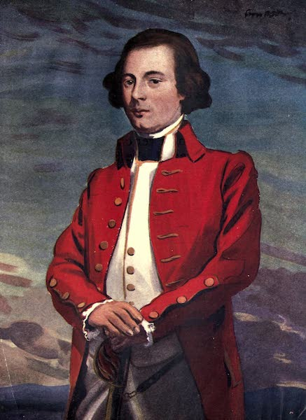 A Gallery of Heroes and Heroines - James Wolfe of Quebec (1915)