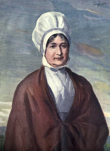 A Gallery of Heroes and Heroines - Elizabeth Fry (1915)