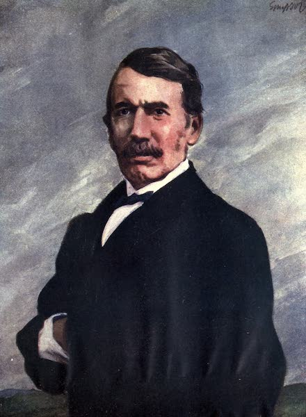 A Gallery of Heroes and Heroines - David Livingstone of Central Africa (1915)
