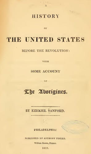 English - A History of the United States Before the Revolution