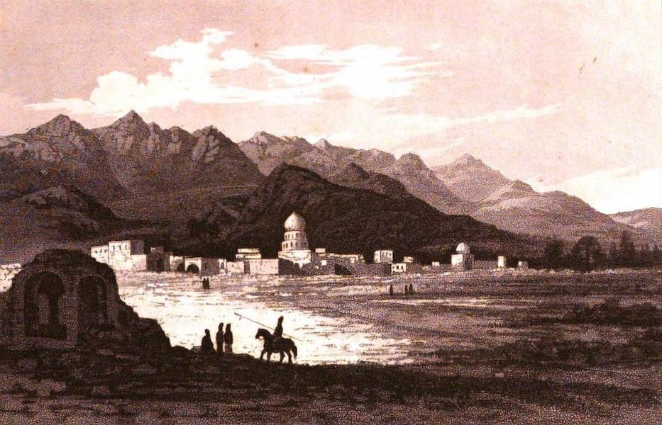 A Journey from India to England - Kauzeroon (1818)