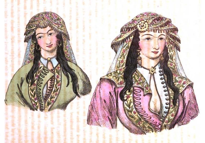 A Journey from India to England - Two Ladies of the Court of Shah Abbas (1818)