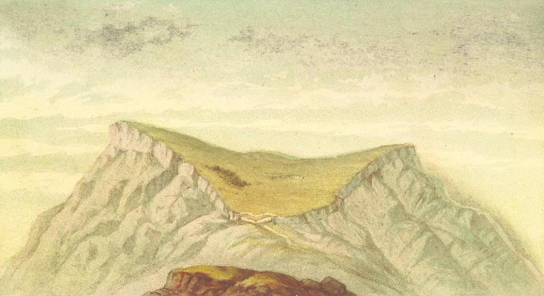 A Journey from London to Persepolis - Gounip from Chegeer (1865)
