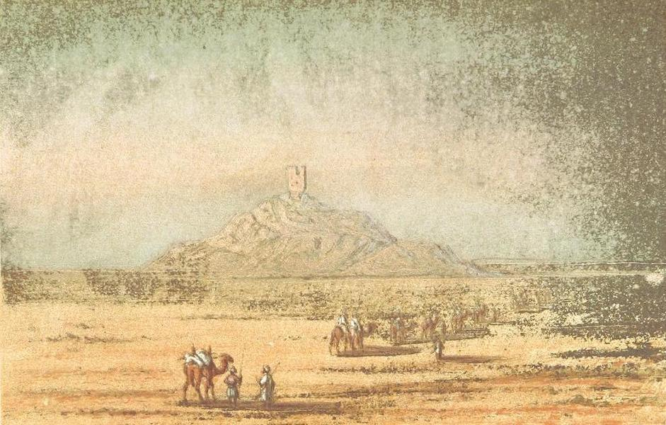 A Journey from London to Persepolis - Birs Nimrud (1865)