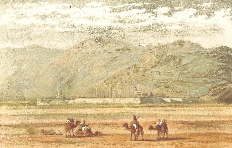 A Journey from London to Persepolis - Persepolis (1865)
