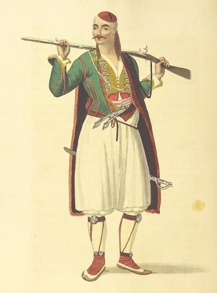 A Journey through Albania, and other Provinces of Turkey - An Albanian (1813)