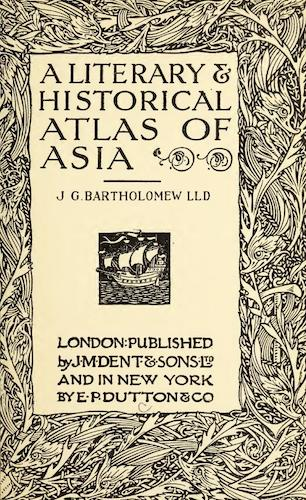 English - A Literary & Historical Atlas of Asia