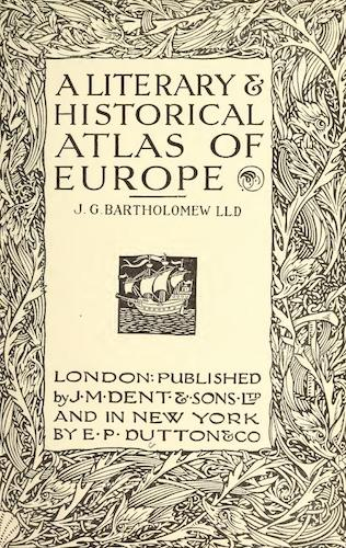 English - A Literary & Historical Atlas of Europe