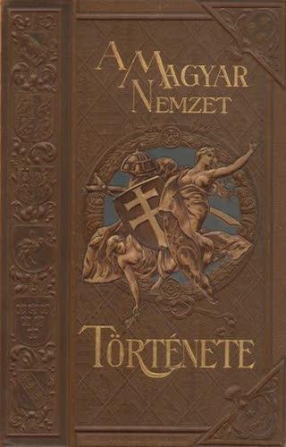 Aquatint & Lithography - A Magyar Nemzet Tortenete Vol. 9